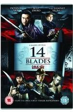 14 клинков - 14 Blades - Gam yee wai (2010) BDRip