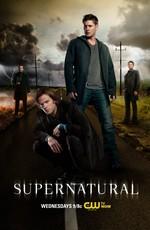 Сверхъестественное - Supernatural [08х01-10] (2012) HDTVRip