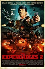 Неудержимые 2 - The Expendables 2 (2012) DVDRip